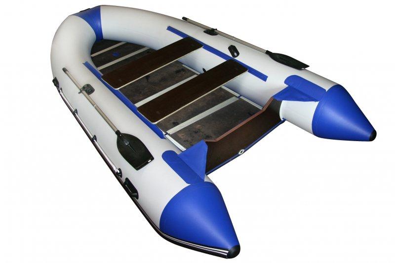 лодка angler 330